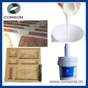 Mold Making Silicone Rubber for Artificial Stone and Culture Stone Casting (CSN-8725S)