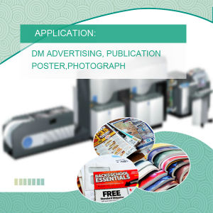 Digital Printable Photo Paper Raw Material for Label and Catalog pictures & photos