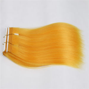 Top Grade 7A Remy Hair Weave, Synthetic Hair Extension French Curl Hair Weft pictures & photos