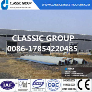 Customized Easy to Build Prefab Steel Structure Warehouse pictures & photos