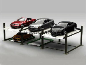 Multi-Vertical Parking System/Parking Lift Hydraulic pictures & photos