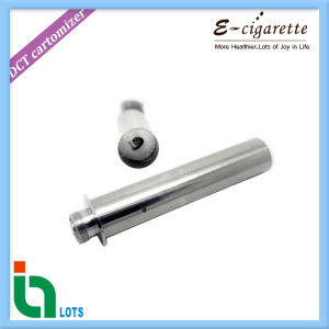 Electronic Cigarette 510DCT Dual Coil Tank Cartomizer with Replacement Cartomizer