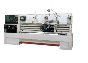 The Best Sale and Advanced Bore Gap-Bed Lathe L6256zx of Smacof China pictures & photos