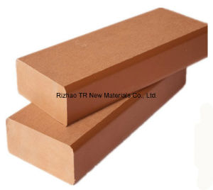 Wood Plastic Composite Decking Wallboard Joist pictures & photos