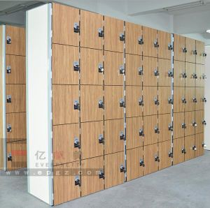 High Quality Phenolic Compact Laminate Cabinet for Gym&Fitnessroom pictures & photos