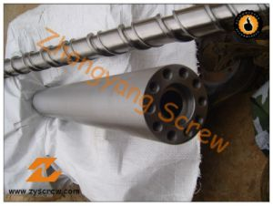 Screw and Barrel/Cylinder for Injection Plastic Machinery pictures & photos