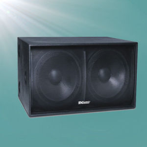 Sub Bass 1200W Passive Subwoofer Speaker pictures & photos