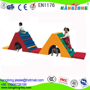 Eco-Friendly Multicolour Soft Play for Kids (KL 252C) pictures & photos