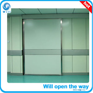 Air Sealed Automatic Sliding Door pictures & photos