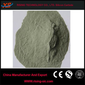 China Silicon Carbide Powder Used in Refractory pictures & photos