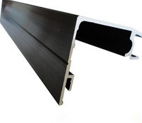 New Extruded Aluminium Profile for Door Powder Coating pictures & photos