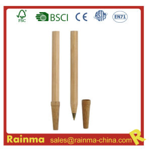 Wooden Bamboo Ball Pen for Eco Stationery 633 pictures & photos