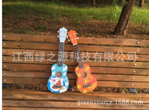 Greensource, China Heat Transfer Film for Acoustic Guitar pictures & photos