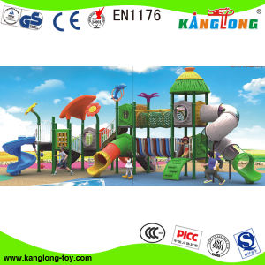 High Quality LLDPE Plastic Outdoor Playground Equipment with Competitive Price pictures & photos