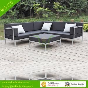 Aluminium Frame Garden Sofa Set
