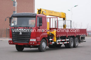 Sinotruck 6X4 Truck Crane for Export pictures & photos