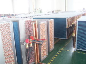 Hydrophlic Fin Copper Tube Air Conditioning Unit Heat Exchanger pictures & photos