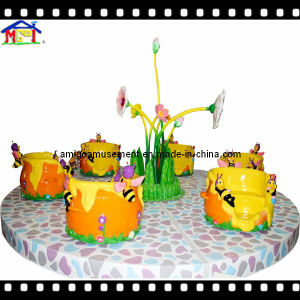 Amusement Roundabout Ride 12 Seats Honey Pot Carrousel pictures & photos