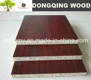 Wood Grain Melamine Laminated /Deco Sheet pictures & photos