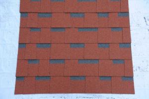Laminated Colorful Asphalt Roofing Tile