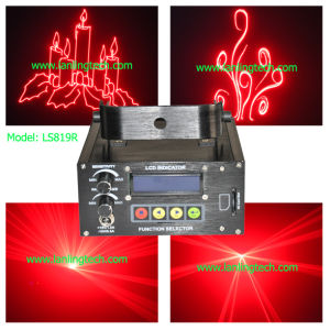 Mini Animation Laser Stage Light SD Card pictures & photos
