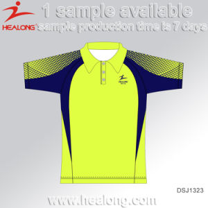Custom Fashion Any Logo Sports Gear Mens Polo Shirts Online pictures & photos
