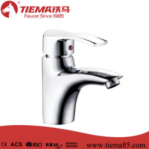Competitive Deck Mounted Single Lever Basin Faucet (ZS60203)