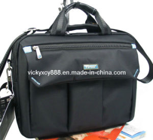 Single Shoulder Handle Laptop Computer Notebook Bag (CY8953) pictures & photos