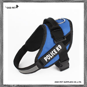 Heavy Duty Nylon Dog Harness K9 Gear Sph9008 pictures & photos