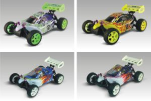 1/10 Nitro RC Car Racing Toy Car with Remote Control