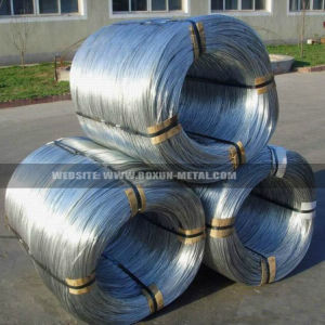 High Quality Hot Dipped Galvanized Wire pictures & photos