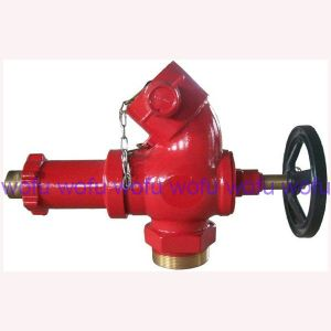 "2.5"" Thread Type Pressure Reducing Landing Valve pictures & photos"