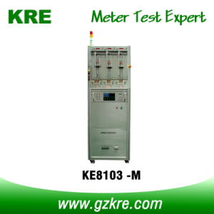 Single Phase Energy Meter Test Bench for 1P3W Meter pictures & photos