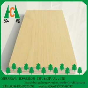 18mm Colorful Glossy Laminated Fireproof HPL Plywood/Plywood Timber Wood pictures & photos