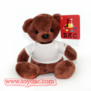 Plush Small Bear with T-Shirt pictures & photos