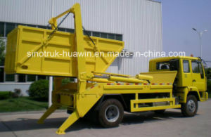 4X2 Diesel Compression Garbage Truck pictures & photos