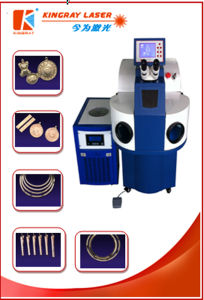 Gold or Silver Jewelry Laser Welding Machine/Laser Machine