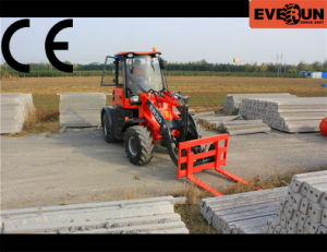 Everun Brand CE Approved Font Loader with Rops&Fops pictures & photos
