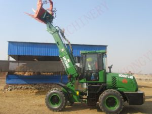 Hy2500 Multi-Fuction Telescopic Handler for Sale pictures & photos