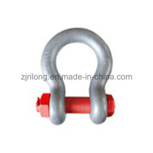 Bolt Type Anchor Shackle 2130 Dr-Z0082 pictures & photos