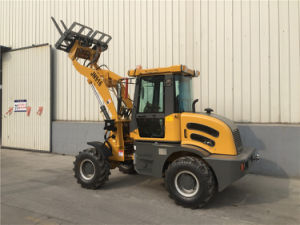 Ce Approved Hzm Zl16 Small Shovel Loader pictures & photos