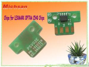 Toner Cartridge Chip for Lexmark C540