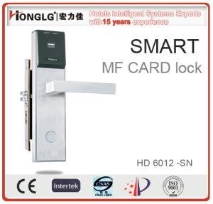 Waterproof Ce Standard Smart Hotel Card Door Lock (HD6012) pictures & photos