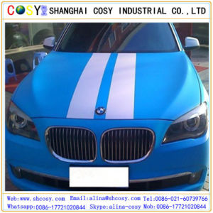 Glossy Colorful Vinyl Wrapping Foil Car Design with High Sticker pictures & photos