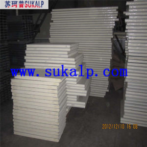 High Quality Best Price PU Sandwich Panel for Cold Room pictures & photos