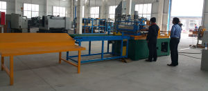 Compact Step Lap Silicon Steel Core Cut to Length Machine Line for Mitred Transformer Lamination Cutting pictures & photos