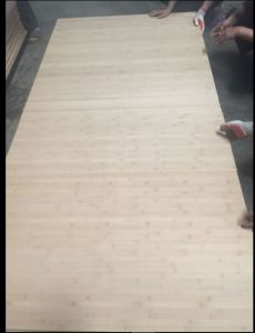 Fancy Bamboo Veneer Plywood From Factory pictures & photos