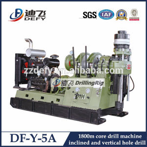 Factory Price Core Sample Drilling Rig Machine From China pictures & photos