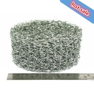 0.24 mm Wire, 50-70 Cm Width, 100 M Length Ss304, 304L, 316, 316L Knitted Wire Mesh pictures & photos