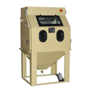 Manual Wet Sand Blasting Machine